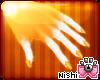 [Nish] Dynia Paws Hands