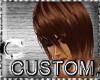 CcC custom 3 hair BROWN