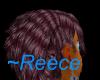 hair- Burgandy Reece
