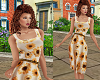 TF* Sunflower Day Dress