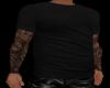 Camiseta con tatoo