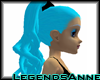 Persephone - Aqua/Black