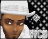 WCD carvat white hat