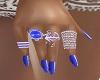 LG-Blue Rings & Nails
