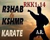 Karate, R3hab, KSHMR