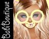 (BB) Yellow Glasses Nerd