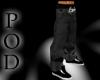 [POD] Jeans phatfarm blk