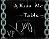 Kiss Me Table