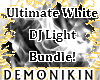 White Fire DJ Light Set