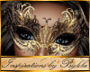 I~Gold Phoenix Mask