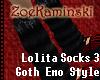 First Lolita Socks 3