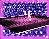 Pink club rug