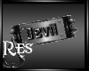Devil [F] Right Armband