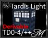 Tardis DJ Light