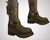 Grungey Brown Boots