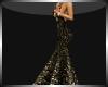 Elegant Dress Gold