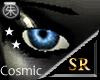 SR Cosmic Blue female ey