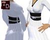 Samurai short cute dress