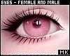 金. Big Pink Eyes