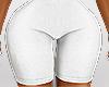 ṩBIker Shorts rl Wht