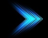 Light dome Blue Arrow