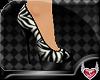[SWA]Zebra Shoes