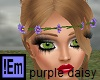 !Em Flower Crown Purple