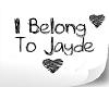 I Belong To Jayde