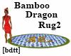 [bdtt]Bamboo Dragon Rug2
