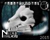 Hound Skull Mask