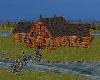 Log Cabin River front