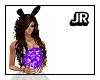 ![JR] Purple Roses