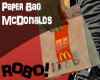 R! P Bag McDonalds