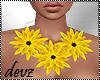 ! Flower necklace