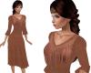 TF* Fringe Swede Dress