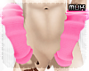 {J} Nielah Arm Warmers M