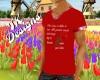 TK-VD Rose M Shirt