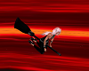 -R- Halloween Broom
