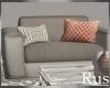 Rus Burke Sofa Set