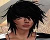 Black Gothic Hair