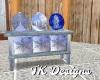 TK-Majestic Ice Dish Std