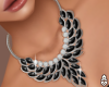 ! Fine Necklace - Silver