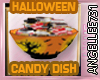 TRICK  TREAT CANDY BOWL
