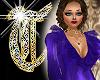 *T* Royal Silk Skirt