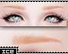 Ice * Ginger Eyebrows 5