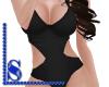*S* Charcoal_Swimsuit L