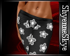 [SS]Party Girl Pants Blk