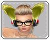 Pikachu's ears (animated