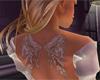 Tattoo White Angel Wings