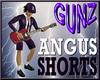 @ Angus SchoolBoy Shorts